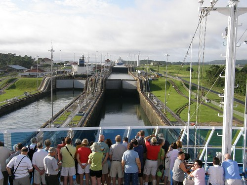 Nov 18 Gatun Locks
