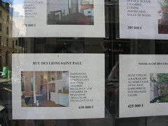 real estate listings for paris
