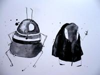 Rosie Parfitt illustration