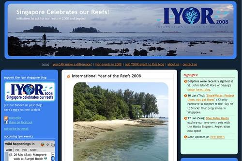 Singapore Celebrates our Reefs!