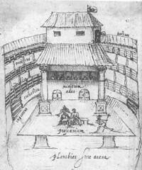 De Witt Sketch, Swan Theatre