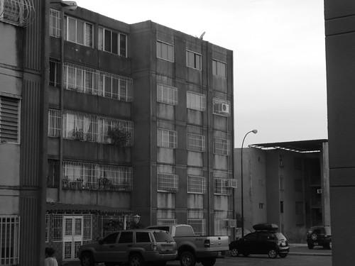 Los lindos edificios de La Mora