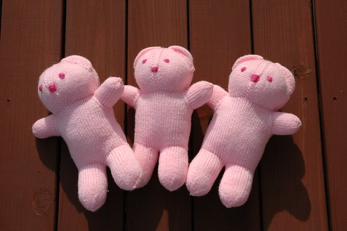 Baby Bobbi Bear Trio