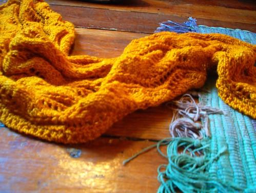 pile o' scarf