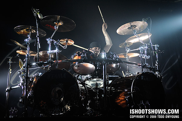 Nightwish @ Pop's -- 2009.05.08
