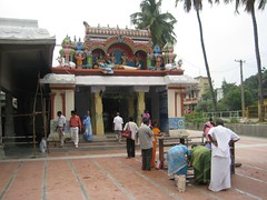 Pallikondeeswarar Shrine