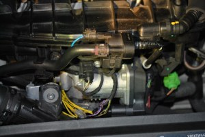 VWVortex  MKV GTI Throttle body wiring harness repair