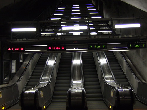 Swedish Escalators