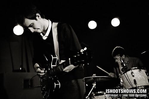 White Rabbits @ the Duckroom -- 2008.01.21