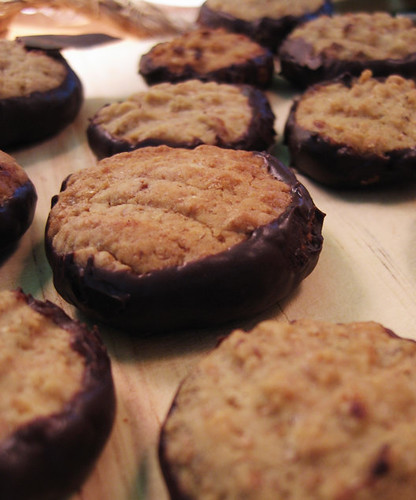 Wheat Bran Biscuits