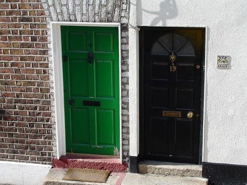 Same doorways. Don't be fooled.