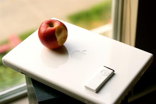 Mostly Lisa's Macbook