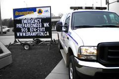 Brampton Emergency Preparedness Week