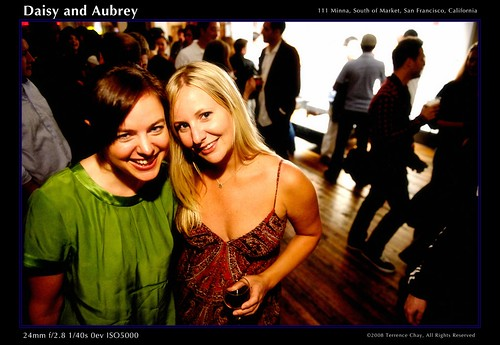 Daisy and Aubrey