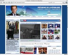 Présidence république (15 octobre 2007)