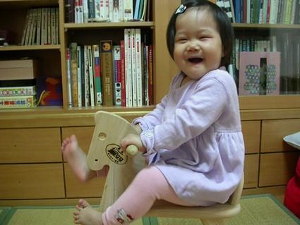 【好物】小孩的夢想好物:木馬