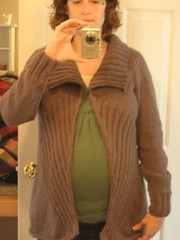 Tilted Duster (collar down) FO