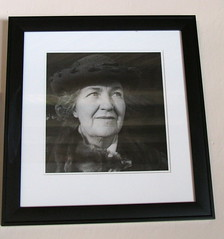 Mabel, Mabel Dodge Luhan House, Taos, New Mexico, July 2007, photo © 2007 by QuoinMonkey. All rights reserved.