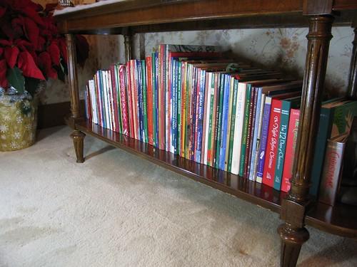 Christmas storybooks