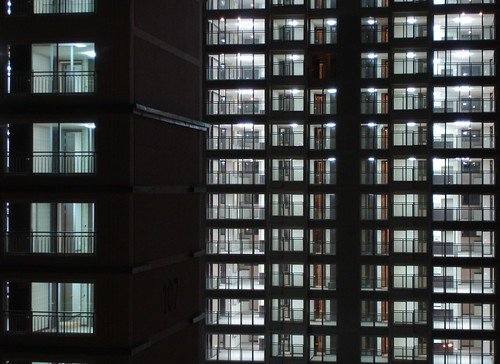 Apartment Licht