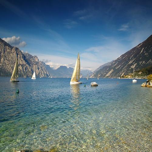Sailing Sailboats