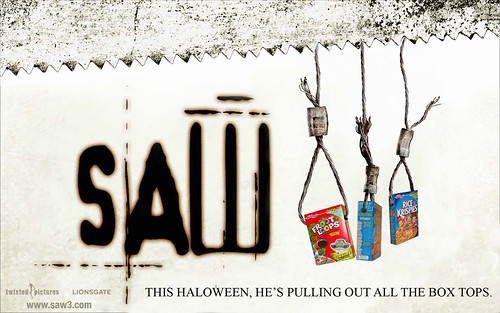 SAW 3.14 - Cereal Killer