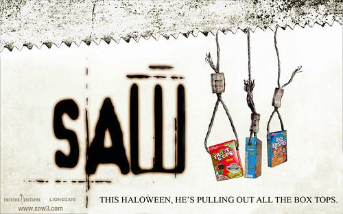SAW 3.14 - Cereal Killer