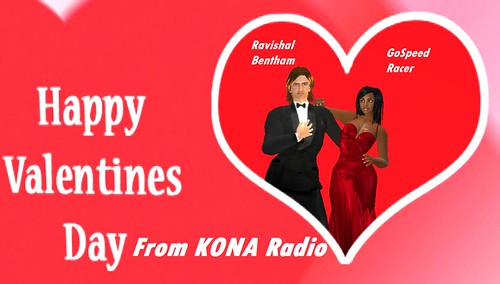 Happy Valentines from KONA Radio