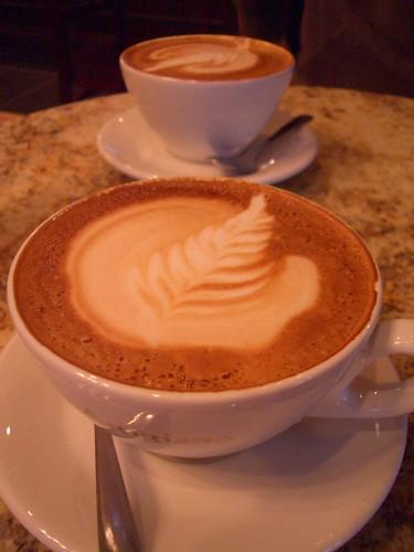Caffe Artigiano, Calgary