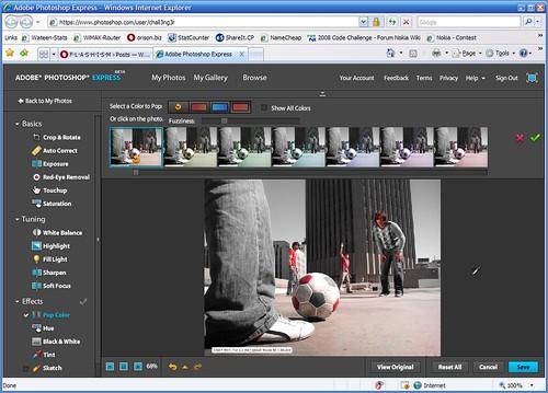 photoshop express screenshot 2
