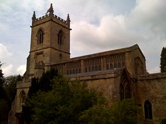 Church at chipping norton
