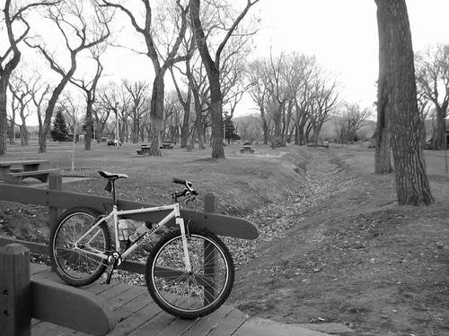 Mills Park - Morning Commute