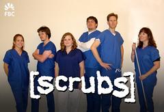 Scrubs poster