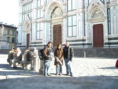 Los tres viajeros