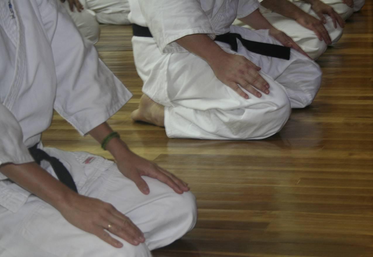 Fin de año Japonés Karate 10