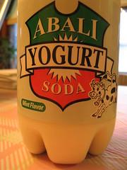 Abali Yogurt Soda
