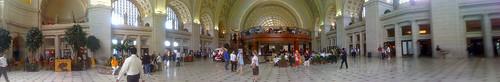 Union Station, Washington  DC - Taken With An iPhone