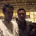 Chef Shohei Shimono and Chef Nobuyuki Matsuhisa