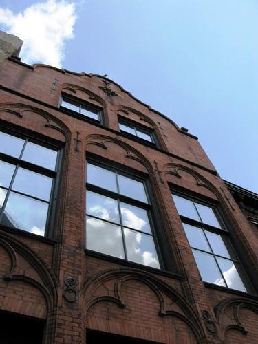 West Village Reflection