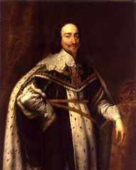 Charles I Portrait from Wikipedia
