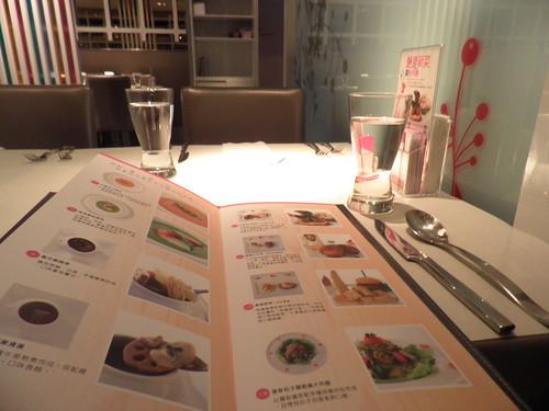 舒果餐廳menu 5