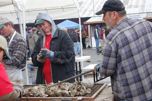 Oysterfest Shelton WA