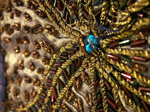 Andromeda:  Textile Macro
