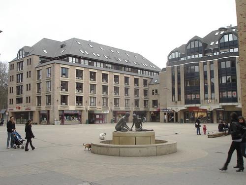 La Place de l'Université