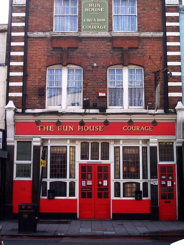 The Bun House (Peckham SE15)