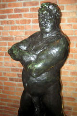 NYC: Brooklyn Museum - Auguste Rodin's Naked B...