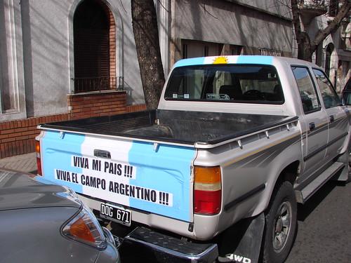 25 de Mayo 2008, en el Monumento Nacional A La Bandera, Rosario