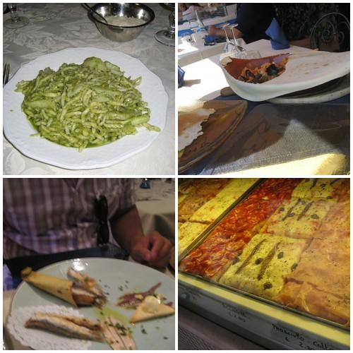 Foods of Cinque Terre