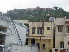 View of Hill Temple