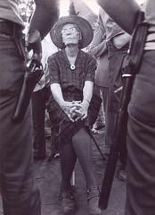 Dorothy Day 1973 (Bob Fitch photo)